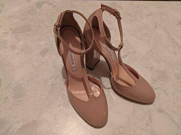Новые турецкие туфли из натуральной кожи Sandra. Покупали для себя, не