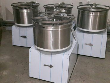 Mesalica za beton - Srbija: Mesalice za testo kapaciteta (min-max) 2-25kg brasna ili 5-45kg mesa