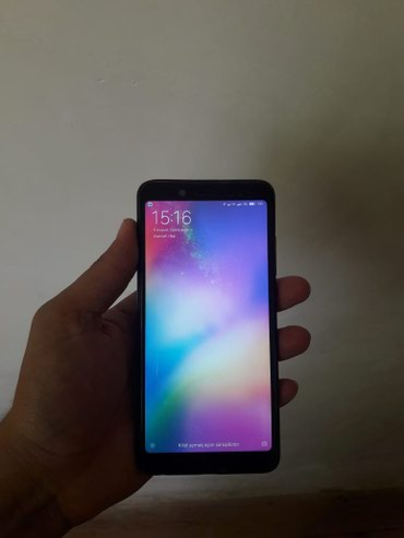 Bakı şəhərində Xiaomi Redmi Note 5 4x64gb  Black (Global Version)