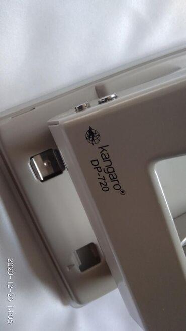 Дырокол фирменный Kangaro DP-720, цена нового 1700сом,Моя цена 290 сом