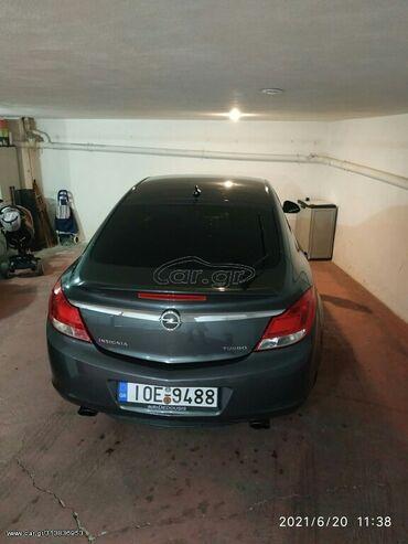 Opel Insignia 1.6 l. 2010 | 127000 km