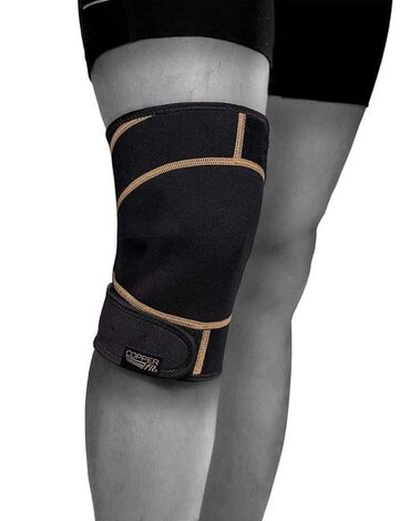 Copper Fit steznik za koleno ✪✭ Bole vas kolena ? Rešite se neugodnih
