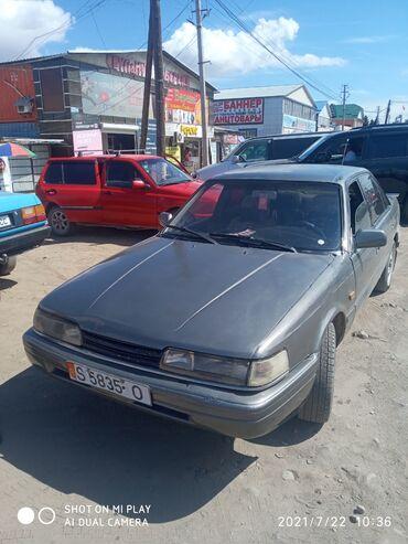 Транспорт - Кызыл-Суу: Mazda 626 2 л. 1990 | 111111111 км