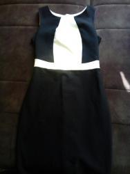 Prelepa elegantna haljina Prelepo stoji, sa elastinom  - Belgrade
