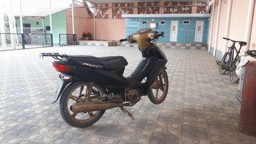 Digər motosiklet və mopedlər - Azərbaycan: Haojue Birez problemi var  Qiymeti salaram