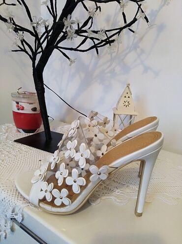 Personalni proizvodi - Kovin: Nove papuče, atraktivne i jedinstvene, dužina gazišta 26,5cm, označen