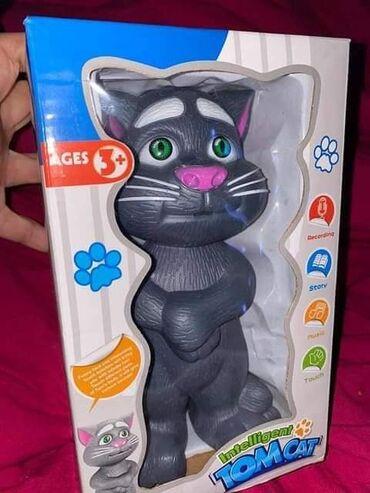 ������������ ��� ���������������������������Talk:PC53��� - Srbija: Brbljivi mačak Talking Tom Ova igračka koja ponavlja reči je jedna od