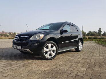 mercedes ml - Azərbaycan: Mercedes-Benz ML 350 3 l. 2010 | 207000 km