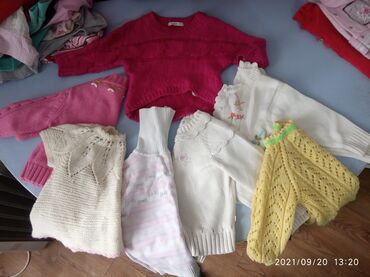 10885 объявлений: Вещи на девочку 1- 1,5 года
