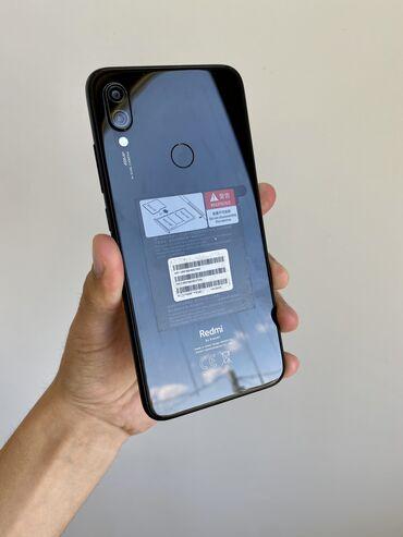 Электроника - Пригородное: Xiaomi Redmi Note 7 | 64 ГБ | Черный | Гарантия