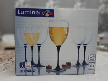 Bakallar 12 edetdir luminarc firmasidir tezedir
