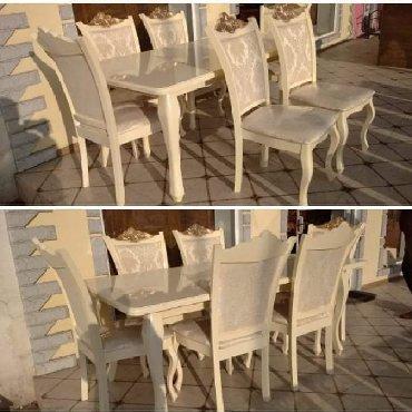 Дом и сад в Агдаш: Teze stol stul. Agdasdadir