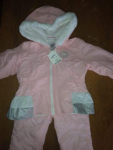 Костюм детский новый, утеплённый,до 2-2,5лет, на осень в Бишкек