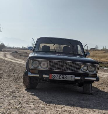Электрик токмок - Кыргызстан: ВАЗ (ЛАДА) 2106 1.3 л. 1990