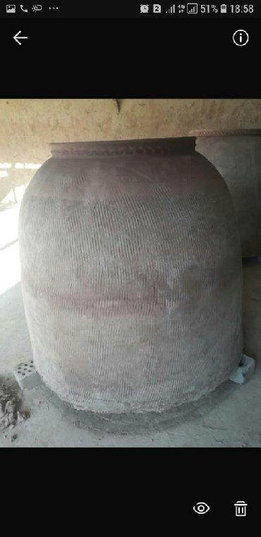 чугунный тандыр в Кыргызстан: Тандыр