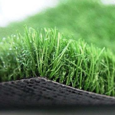 форма для декоративная камня в Кыргызстан: Искусственный газон для футбола, декора и для ландшафтаОптом и в