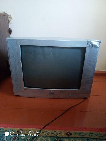 Электроника в Гах: Televizor Satilir Heç Bir Problemi Yoxdu İşlek Vezyetdedi Ünvan Qax