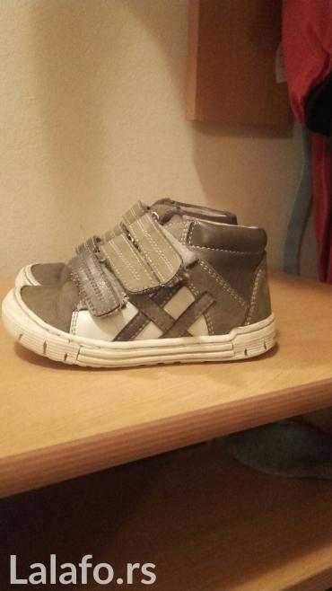 Dečije Cipele i Čizme   Kragujevac: Atike-cipele sa uloskom br.22 nosene,ocuvane