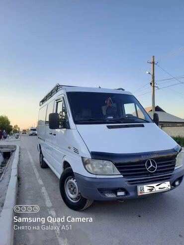 Mercedes-Benz Sprinter 2.2 л. 2000 | 360000 км
