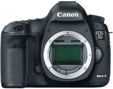 canon eos 5d mark ii в Азербайджан: Canon eos 5D mark iii təzə