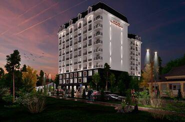 квартира в рассрочку без первоначального взноса in Кыргызстан   XIAOMI: Элитка, 1 комната, 48 кв. м