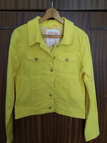 Куртка фирменная джинсовая ярко в Бишкек