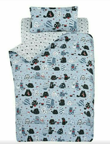 Комплекты постельного белья 1,5 в Бишкек