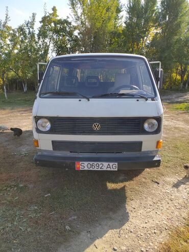 Volkswagen Transporter 2 л. 1988