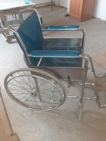 детская коляска capella s 901 в Кыргызстан: Коляска Инвалида, вообще не использовали,почти новоя.  СРОЧНО