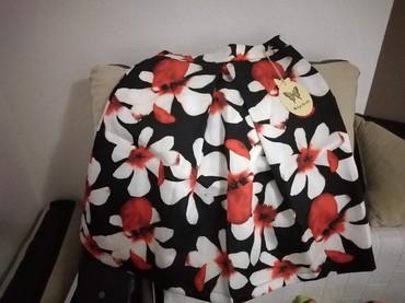 Nova duboka suknja na cvetove - Lebane