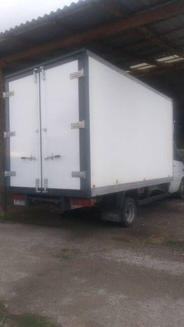 Спринтер грузовой цена в бишкеке - Кыргызстан: Продаю Спринтер (будка) 2-х скатный СD 2005-год. Свежепригнанный