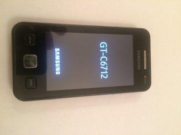 Bakı şəhərində Samsung 2 nomreli telefon satilir.