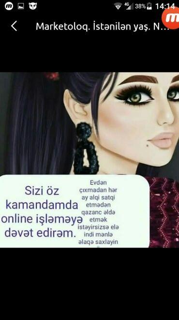 İş axtarıram (rezümelər) - Salyan: Öz işinin sahibi olmaq istəyən xanımlar.bu fürsət sizin