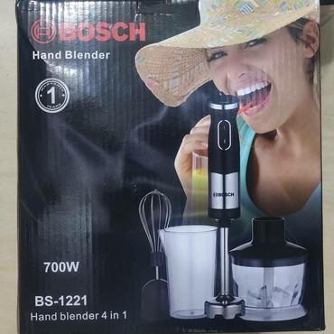 blender - Azərbaycan: Blenderbosch700 watt4 ü birinde modelmikser blender dograyici ve