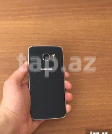 Bakı şəhərində Samsung galaxy s6 edge satiram ela veziyettedi hec bir problemi yoxdur