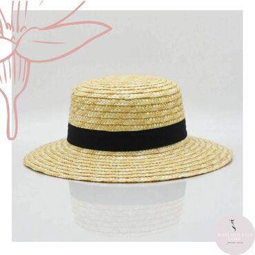 соломенные шляпы в Азербайджан: Şlyapa - 28.99 AZN ⠀- əldə var - Nəsimi, Memar Əcəmi, 20 Yanvar