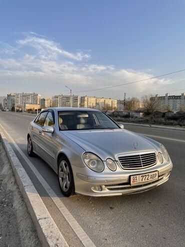 Транспорт - Кыргызстан: Mercedes-Benz E 200 1.8 л. 2003 | 170000 км