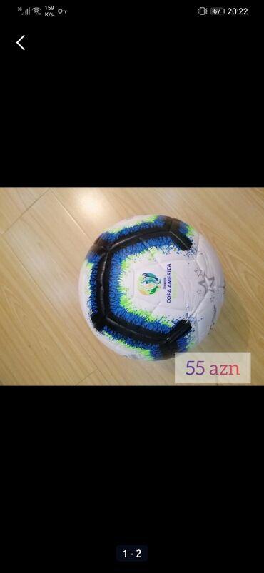 Futbol topuYüksek keyfiyyətli Son model liqa futbol topu. Lazer