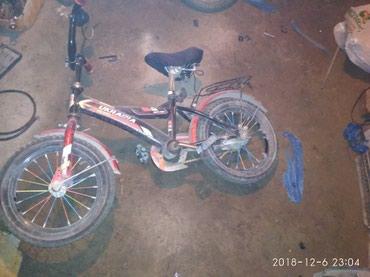 Продаю велосипед детский 2 штук 3-5 годик в Бишкек