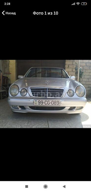 brilliance m2 1 8 at - Azərbaycan: Mercedes-Benz E 220 2.2 l. 2002   420000 km