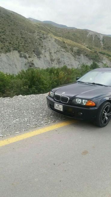 BMW - Şamaxı: BMW 320 2 l. 2001 | 172000 km