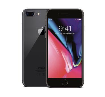 Mobilni telefoni - Kragujevac: Novi iPhone 8 Plus 128 GB Crn
