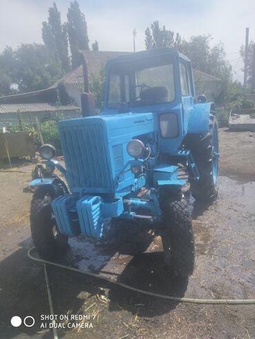 Продаю трактор МТЗ 80 со всеми навесными агрегатами заводится со ст