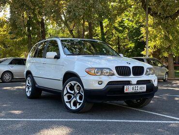 BMW X5 4.4 л. 2004 | 202020 км
