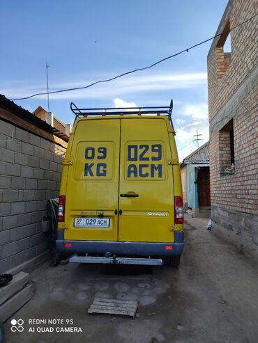 купить боковое стекло на спринтер в Кыргызстан: Mercedes-Benz Sprinter Classic 2.7 л. 2004 | 252111 км