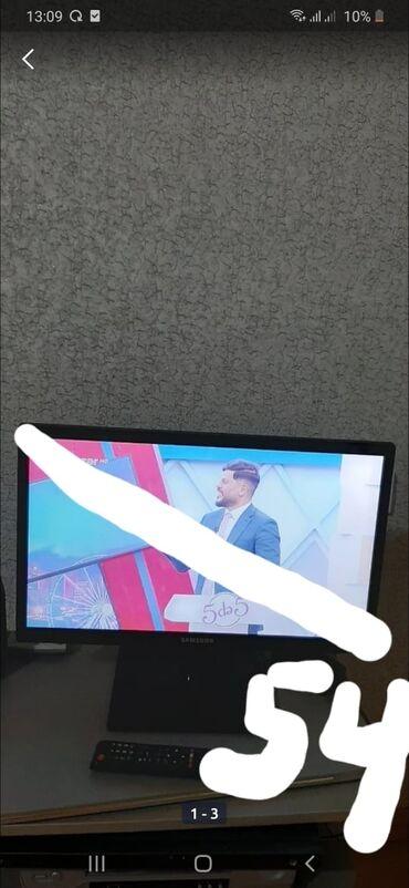 Tv de satilir 130 m balaca razmerdi sade tv kart yeri var ekranini
