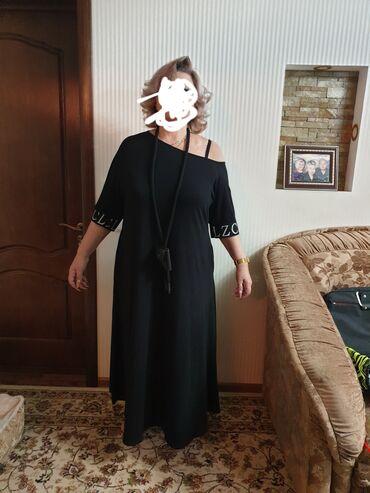 туры с бишкека в Кыргызстан: Стильное трикотажные платье с аксессуарами в виде мини сумочки, размер