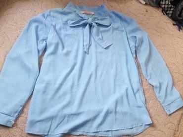Очень нежная и красивая блузка нежно в Сокулук