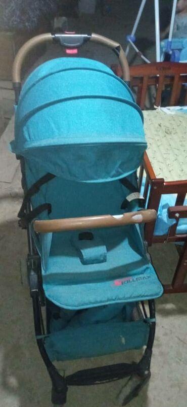 Детский мир - Ош: Продаю коляску в отличном состояниис связи переездом. Цена договорная