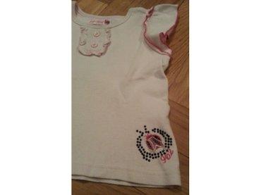 Prelepa nezno roze majica oko 1 godine.. jsp firma - Belgrade
